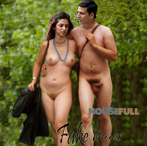 Deepika Padukone Akshay Kumar Sex in Jungle Scandal