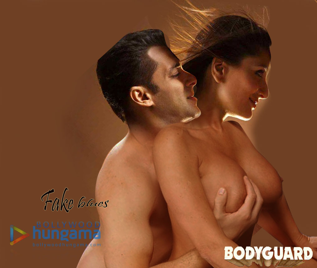 Salman Khan Fucking Kareena Kapoor In Bodyguard