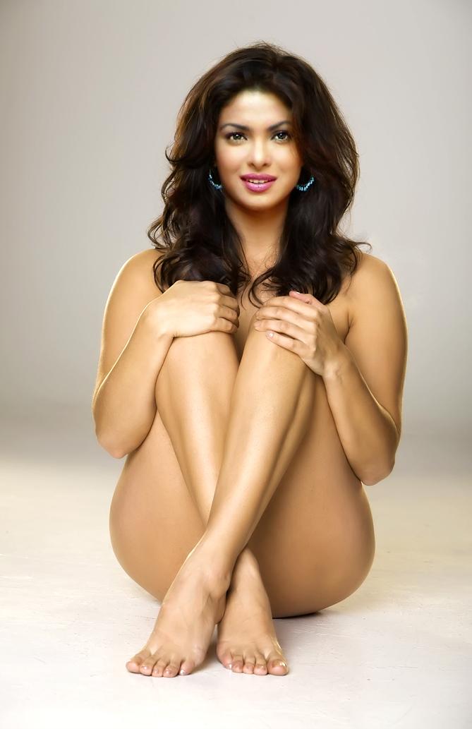 Sexy Priyanka Nude Photoshoot